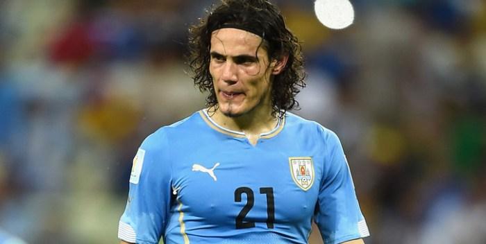 Cavani annonce qu'il pourrait arrêter de jouer au football s'il gagne la Coupe du Monde