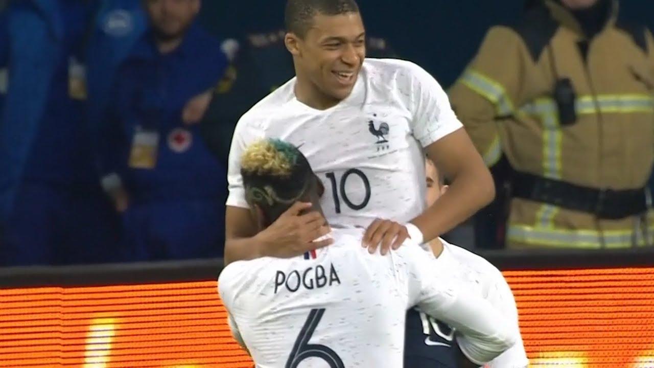 Christophe Dugarry fan de Mbappé, qui lui fait penser à Ronaldo quand il avait 19 ans