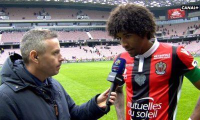 """Nice/PSG - Dante """"On a été courageux mais c'est dommage… On a manqué un peu de réussite"""""""