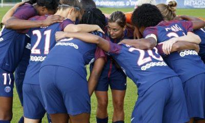 Féminines - Le match du PSG prévu ce lundi contre le FC Fleury est reporté
