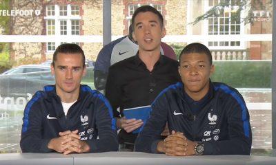 """Larqué """"Kylian Mbappé, je ne le vois pas seul devant, mais avec Griezmann"""""""