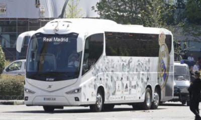L'Equipe accuse le PSG d'avoir demandé à la police de ne pas escorter le Real Madrid, Yahoo explique que c'est complètement faux