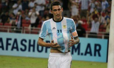 L'Italie de Verratti, qui a une douleur, perd contre l'Argentine de Lo Celso et Di Maria, qui rentre à Paris à cause d'une blessure