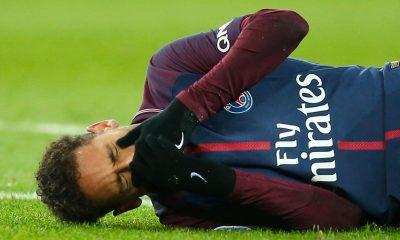 Neymar Blessure PSG