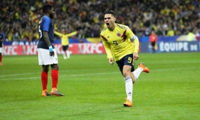 Les notes de la défaite de l'Equipe de France contre la Colombie, Mbappé intéressant