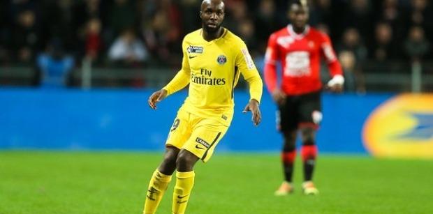 Ligue 1 - Lassana Diarra logiquement suspendu pour PSGAngers
