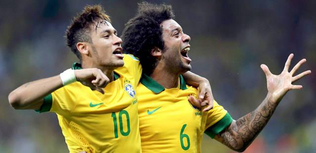 """Marcelo """"Neymar ? Je suis sûr que les Brésiliens et le monde sont avec lui"""""""
