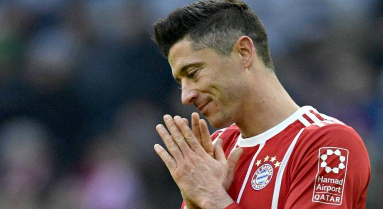 Mercato - Le PSG mêlé à la rumeur d'un transfert de Robert Lewandowski