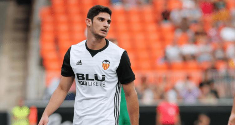 Mercato - Le Valence FC abandonnerait la piste Gonçalo Guedes à cause du prix