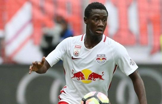 Mercato - Samassékou est bien suivi par le PSG, mais va probablement aller à Leipzig, confie un proche