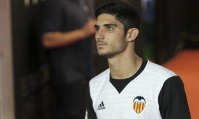 Mercato - Valence finalement toujours déterminé à recruter Guedes, selon Super Deporte