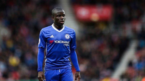 N'Golo Kanté Le PSG Je suis à la maison à Chelsea