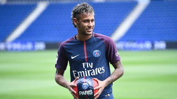 Neymar Je suis venu écrire mon histoire à Paris...rien que pourrais dire mettra un terme aux rumeurs