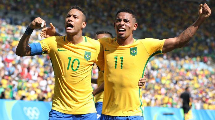 Neymar se renseigne auprès de Gabriel Jesus pour sa blessure, confie l'attaquant de Manchester City