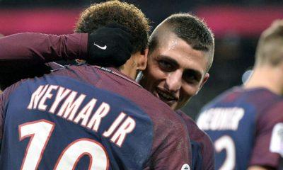 Neymar + Verratti PSG