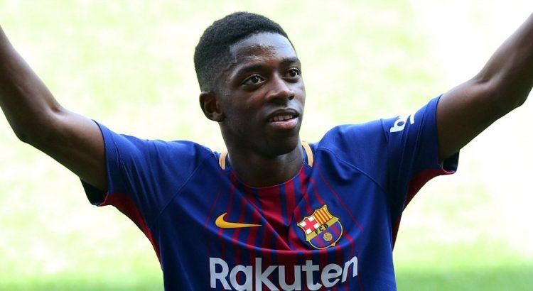Ousmane Dembélé avoue qu'il a discuté avec le PSG, mais qu'il n'a pas été tenté