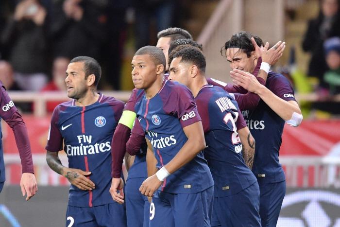 PSGAngers - Les Parisiens ont égalé leur record du club au Parc des Princes en Ligue 1