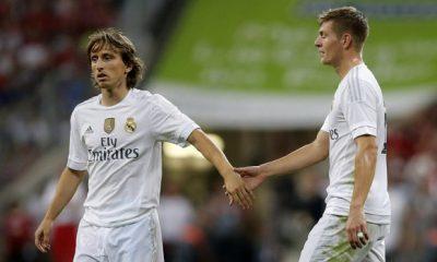 PSG/Real Madrid - Marca ne croit presque pas aux retours de Luka Modric et Toni Kroos
