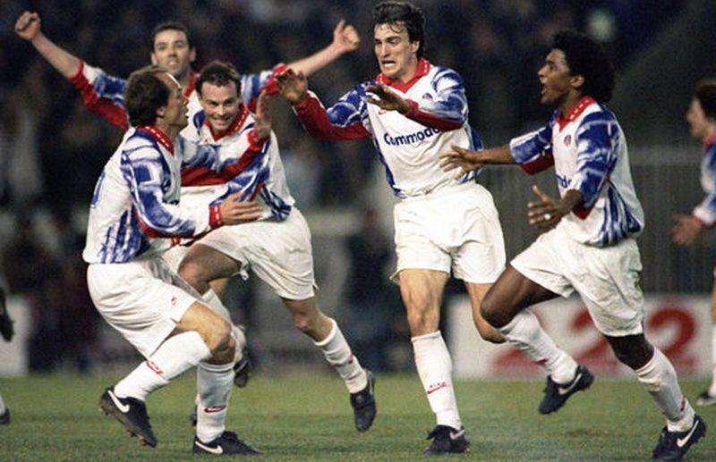 PSG/Real Madrid - Paris a invité les joueurs qui ont réalisé l'exploit de 1993