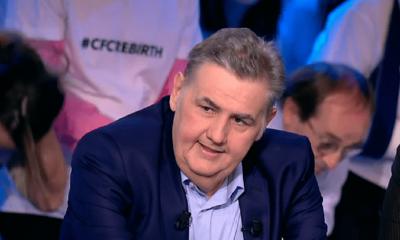 """Pierre Ménès """"Cela suffit sans doute au bonheur des Parisiens"""""""