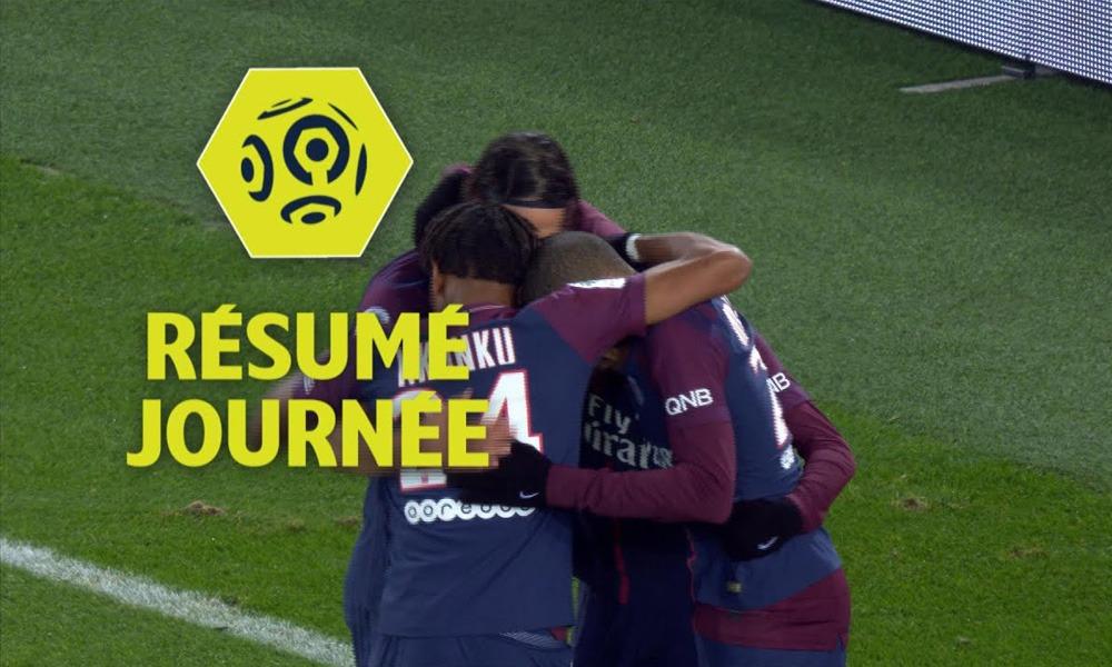 Résumé Ligue 1