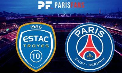Troyes/PSG - Le groupe parisien : Mbappé et Rico présents, Ramos absent