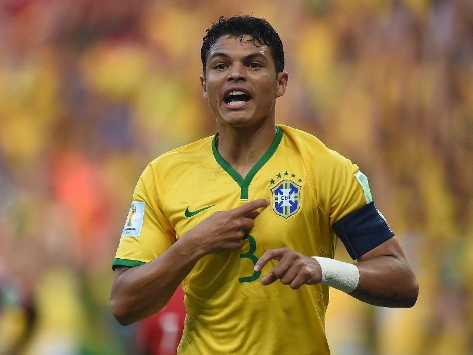 """Thiago Silva """"C'était une question de fierté, après tout ce qui a été dit et écrit"""""""