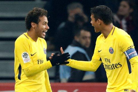 Thiago Silva espère que Neymar sera là pour la finale de Coupe de France
