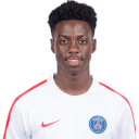 Timothy Weah attaquant Paris Saint-Germain