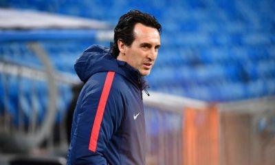 """Troyes/PSG - Emery """"Nous sommes prêts pour mardi...l'équipe a fait un match très sérieux"""""""