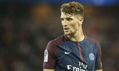 """Troyes/PSG - Meunier """"On a fait le job...Le président et la direction ont insisté sur la Ligue des Champions"""""""