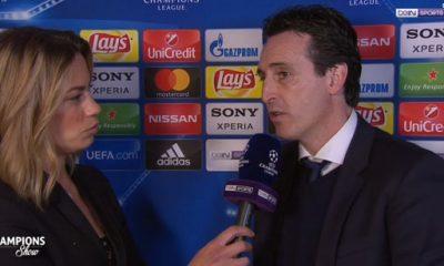 "PSG/Real - Emery ""Le Real a mérité ses victoires"""