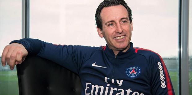 Troyes/PSG - Unai Emery va disputer son 100ème match à la tête du PSG