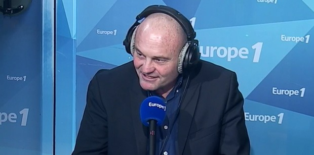 Vincent Guérin Europe 1