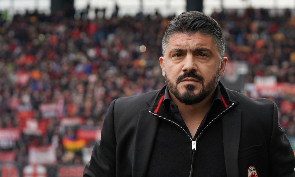 """Gennaro Gattuso valide le choix de Buffon """"Il est dans l'une des plus grandes équipes d'Europe"""""""