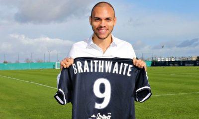 """Bordeaux/PSG - Braithwaite """"nous pouvons leur faire mal...Les efforts doivent être communs"""""""