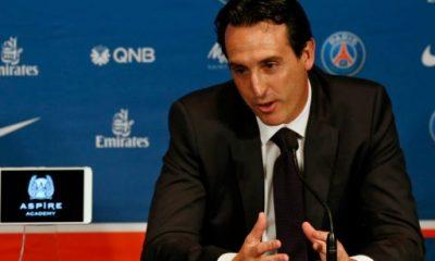 BordeauxPSG - Emery Chaque joueur quand il prend le maillot du PSG, il a une grande responsabilité