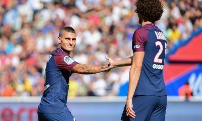 BordeauxPSG - Lassana Diarra, Adrien Rabiot et Marco Verratti incertains