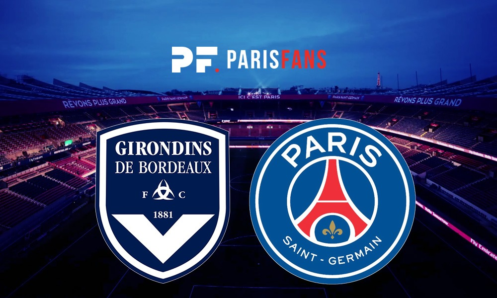 Girondins de Bordeaux / Paris Saint-Germain – 15e journée Ligue 1