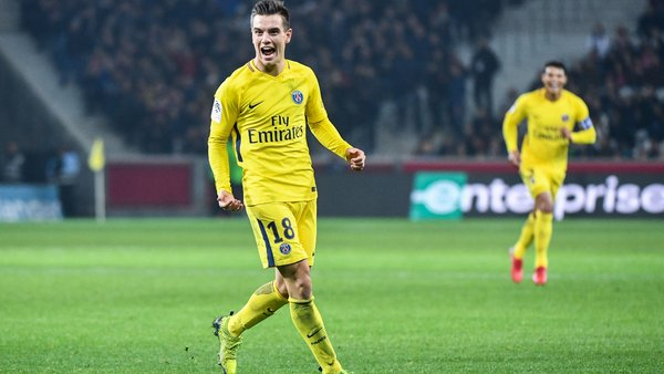 BordeauxPSG - Lo Celso nous avons bien travaillé...Je suis heureux d'avoir marqué