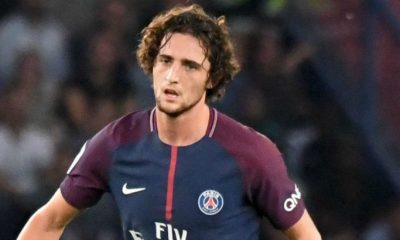 BordeauxPSG - Rabiot On est champions, mais on veut prendre le plus de points possibles