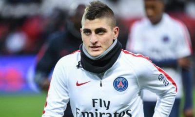 CaenPSG - Marco Verratti toujours absent de l'entraînement des Parisiens ce mardi