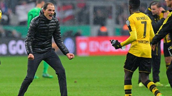 Dembélé «Si Tuchel était resté, ça aurait été très dur de partir de Dortmund&je n'aurais jamais voulu le laisser»