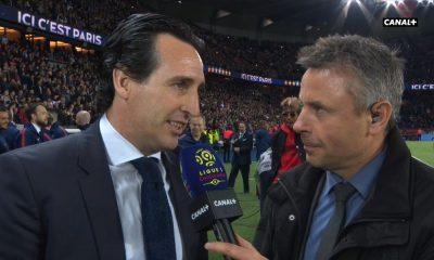 """PSG/AS Monaco - Emery """"On travaille dans le présent, on construit le futur"""""""