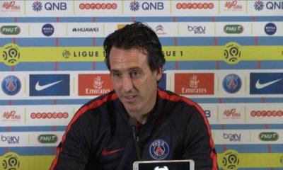 AS Saint-Etienne/PSG - Emery fait le point sur les incertitudes et annonce le forfait de Verratti