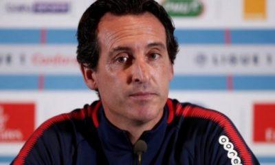"""PSG/Guingamp - Emery """"je crois en Neymar et au projet du PSG avec lui. Il sera content ici"""""""