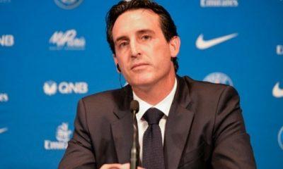 """PSG/AS Monaco - Emery """"Il faut encore bien finir la saison. Quand on aura rempli les objectifs, nous pourrons parler"""""""