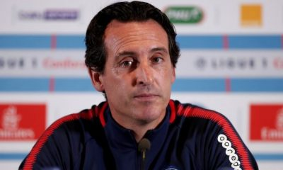 AS Saint-Etienne/PSG - Unai Emery en conf : Pastore, Diarra, les Verts et sa situation