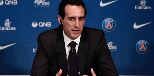 Bordeaux/PSG - Unai Emery en conférence de presse ce vendredi à 13h30