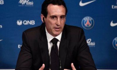 PSG/Guingamp - Suivez la conférence de presse d'Unai Emery ce vendredi à 13h30